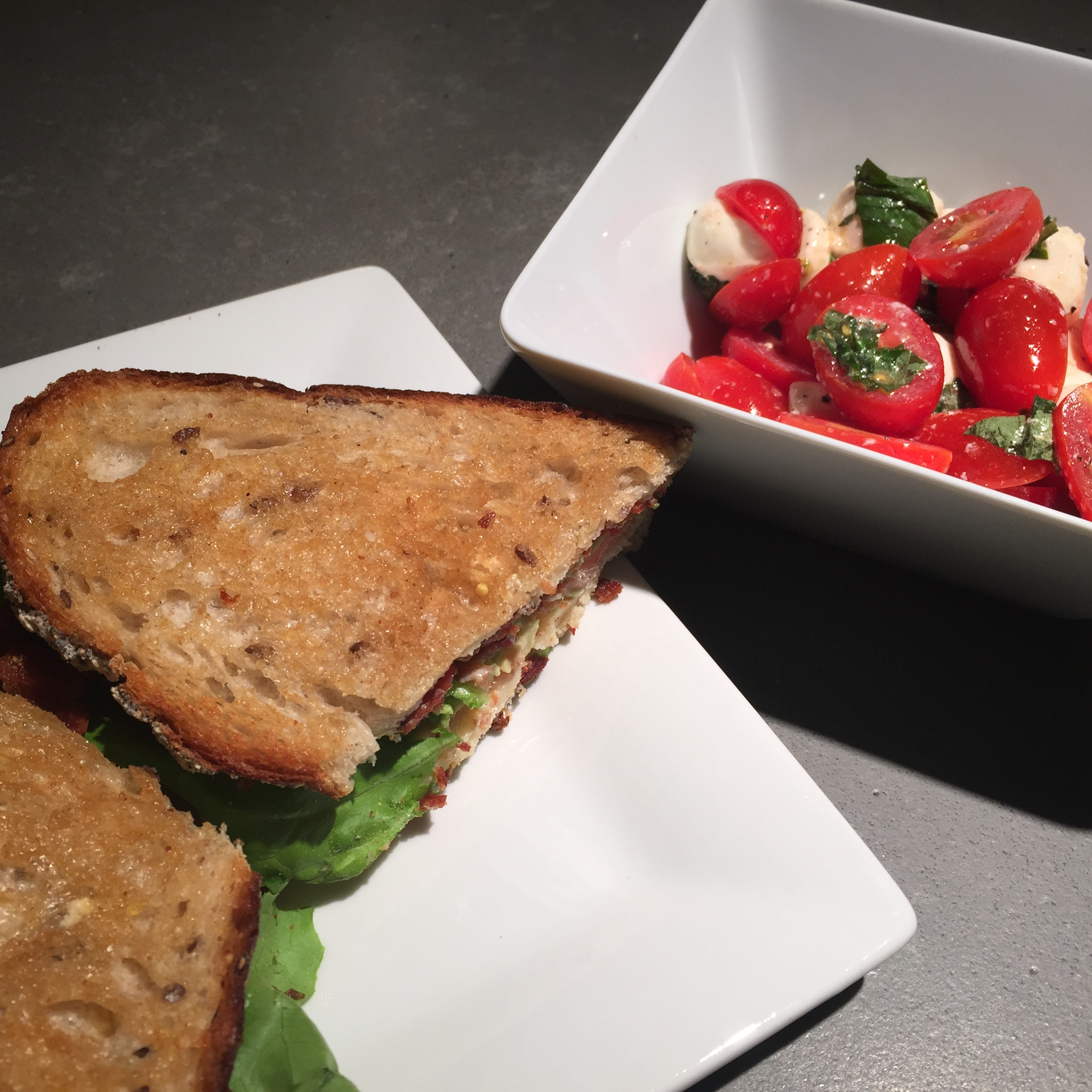 simple yet gourmet – BLTs