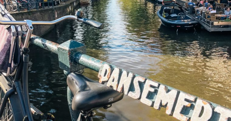 eat, breathe and fall in love in: amsterdam