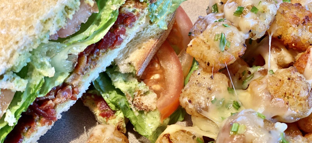(Gourmet) BLTs and Tater Tots Recipe