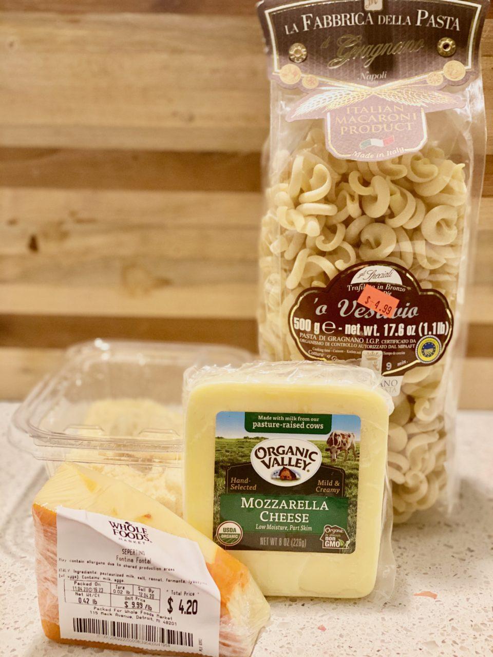 Italian Mac & Cheese | www.eatbreathelove.net